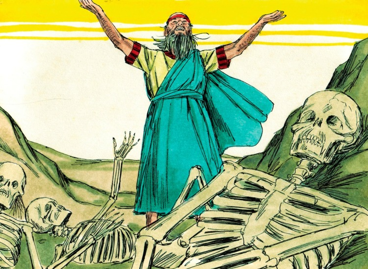 Ezekiel 4