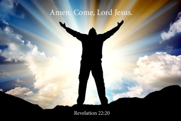 come-lord-jesus