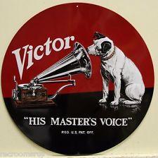Risultati immagini per voice of master dog